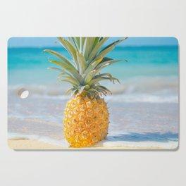 Aloha Pineapple Beach Kanahā Maui Hawaii Cutting Board