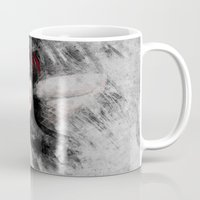 passion Mugs featuring Passion by Kanelov