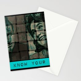 Women: Know Your Limits Stationery Cards