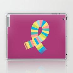 #13 Scarf Laptop & iPad Skin