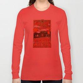 MORNING PSYCHEDELIA Long Sleeve T-shirt