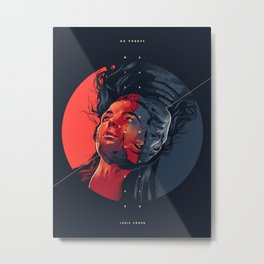 Killing Eve Metal Print