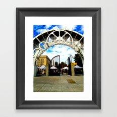 Armstrong Park Framed Art Print