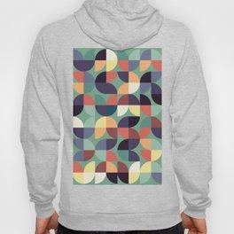 Mid century modern geometric shapes 22 Hoody