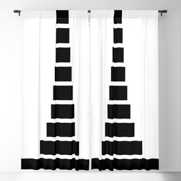 Benford's law Blackout Curtain