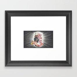 Drugstore Cowgirl Framed Art Print