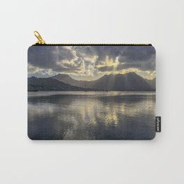 Dusk over Kaneohe Bay Carry-All Pouch