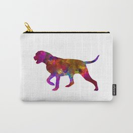 Portuguese Pointer in watercolor Carry-All Pouch