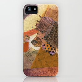 Well Who are You? iPhone Case