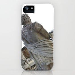 Roman Spa, Bath, England iPhone Case