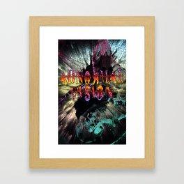 Abnormal Vision pt. 2 Framed Art Print