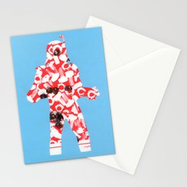 Cut StarWars - Version Rote Mutter Stationery Cards