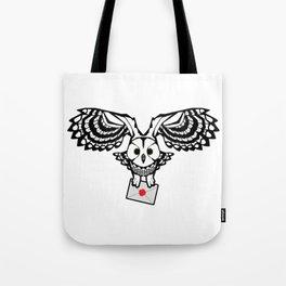 Letter From Hedwig | Geekdom Series | DopeyArt Tote Bag