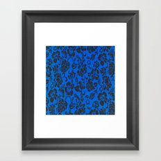 Blue Hawaii Framed Art Print