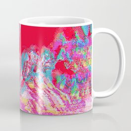 Glitch Mountain Coffee Mug
