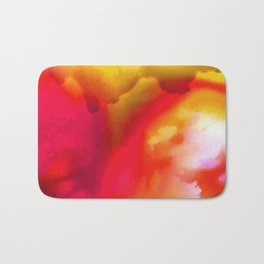 Abstract Bliss 1F by kathy Morton Stanion Bath Mat