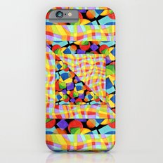 Candy Rainbow Medley iPhone 6s Slim Case
