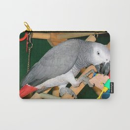 Doobie the parrot Carry-All Pouch