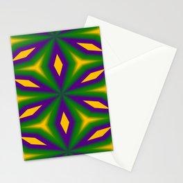 Mardi Gras Star 3598 Stationery Cards