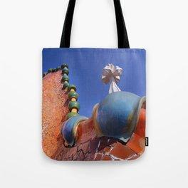 Gaudi Series - Casa Batllo No. 3 Tote Bag