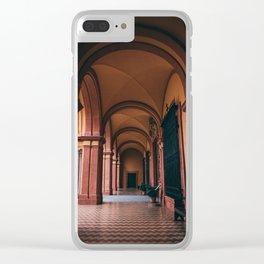 Royal Alcazar, Seville Clear iPhone Case