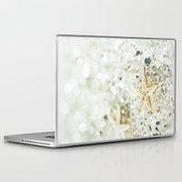 starfish Laptop & iPad Skins featuring Starfish by Monika Strigel