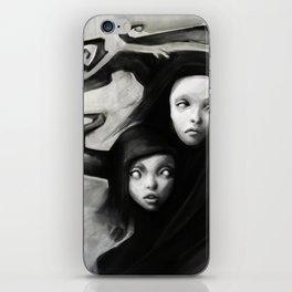 bincho zumi iPhone Skin