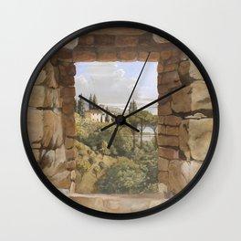 Stonewall Wall Clock