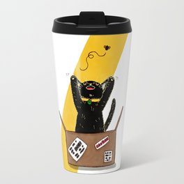 Catch The Fly! Travel Mug