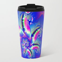 Pinwheel Rapture Travel Mug