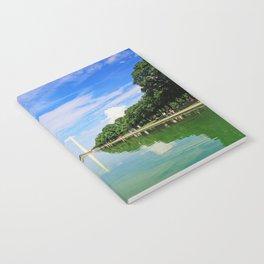 Washington Memorial Notebook