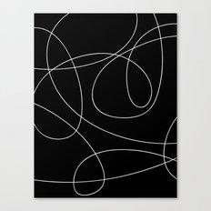 Loops Canvas Print