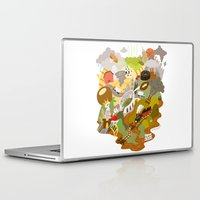 ohio Laptop & iPad Skins featuring Ohio Love! by Andy Stattmiller