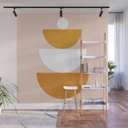 Abstraction_Balance_Minimalism_002 Wall Mural