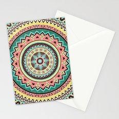 Hippie Mandala 13 Stationery Cards