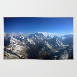Ocean of Mountains Rug