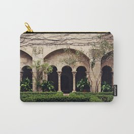 Van Gogh's Courtyard in St Remy Carry-All Pouch