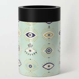 Evil Eye Collection Can Cooler