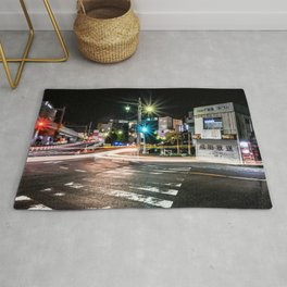 Narita light-trails Rug