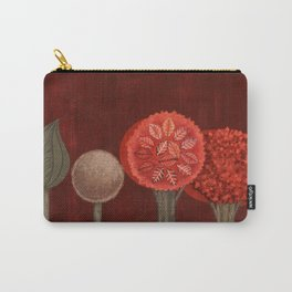 Red Grove Carry-All Pouch