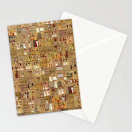 Egyptian Book of the Dead Stationery Cards