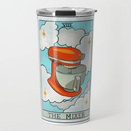 The Mixer | Baker's Tarot Travel Mug
