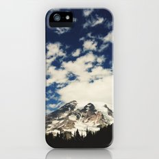 Mount Rainier: Captured on an iPhone iPhone (5, 5s) Slim Case
