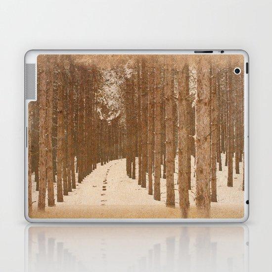 Single File  Laptop & iPad Skin