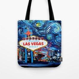 van Gogh Never Saw Vegas Tote Bag