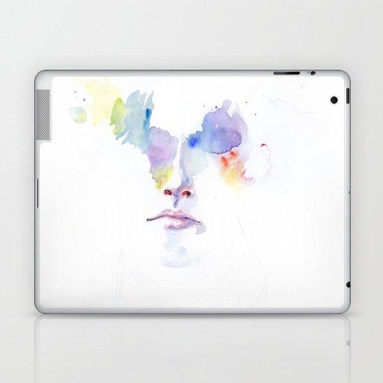 headlights eyes Laptop & iPad Skin
