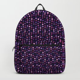 Sweet Stars (Purple) Backpack