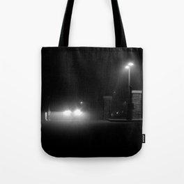 Black & White (3 of 7) Tote Bag
