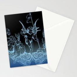 Sea Posse VI - Cherub Stationery Cards