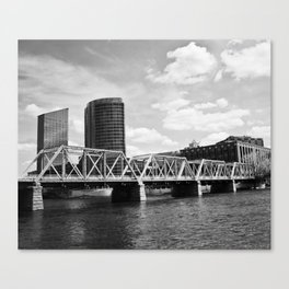 Grand Rapids II Canvas Print